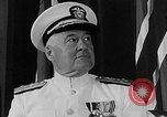 Image of Change of command ceremony Virginia United States USA, 1963, second 30 stock footage video 65675043111