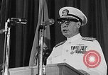 Image of Change of command ceremony Virginia United States USA, 1963, second 32 stock footage video 65675043111