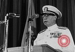 Image of Change of command ceremony Virginia United States USA, 1963, second 34 stock footage video 65675043111