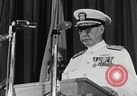 Image of Change of command ceremony Virginia United States USA, 1963, second 35 stock footage video 65675043111