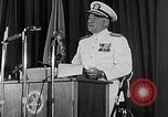Image of Change of command ceremony Virginia United States USA, 1963, second 45 stock footage video 65675043111