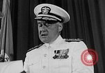 Image of Change of command ceremony Virginia United States USA, 1963, second 48 stock footage video 65675043111