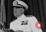 Image of Change of command ceremony Virginia United States USA, 1963, second 50 stock footage video 65675043111