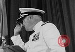 Image of Change of command ceremony Virginia United States USA, 1963, second 52 stock footage video 65675043111