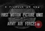 Image of Troops Carrier Airplanes United States USA, 1944, second 13 stock footage video 65675043119