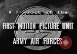 Image of Troops Carrier Airplanes United States USA, 1944, second 21 stock footage video 65675043119