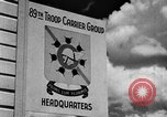 Image of Troops Carrier Airplanes United States USA, 1944, second 46 stock footage video 65675043119