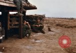 Image of 1st Air Cavalry Division South Vietnam Camp Evans, 1968, second 30 stock footage video 65675043123