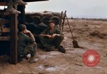 Image of 1st Air Cavalry Division South Vietnam Camp Evans, 1968, second 31 stock footage video 65675043123