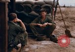 Image of 1st Air Cavalry Division South Vietnam Camp Evans, 1968, second 32 stock footage video 65675043123