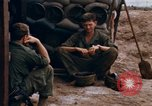 Image of 1st Air Cavalry Division South Vietnam Camp Evans, 1968, second 33 stock footage video 65675043123