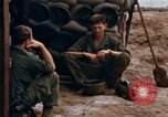 Image of 1st Air Cavalry Division South Vietnam Camp Evans, 1968, second 34 stock footage video 65675043123