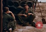 Image of 1st Air Cavalry Division South Vietnam Camp Evans, 1968, second 35 stock footage video 65675043123