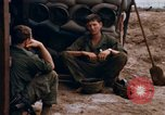 Image of 1st Air Cavalry Division South Vietnam Camp Evans, 1968, second 36 stock footage video 65675043123