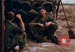 Image of 1st Air Cavalry Division South Vietnam Camp Evans, 1968, second 37 stock footage video 65675043123
