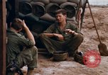 Image of 1st Air Cavalry Division South Vietnam Camp Evans, 1968, second 38 stock footage video 65675043123