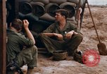 Image of 1st Air Cavalry Division South Vietnam Camp Evans, 1968, second 39 stock footage video 65675043123
