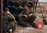Image of 1st Air Cavalry Division South Vietnam Camp Evans, 1968, second 41 stock footage video 65675043123