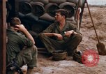 Image of 1st Air Cavalry Division South Vietnam Camp Evans, 1968, second 42 stock footage video 65675043123