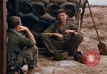 Image of 1st Air Cavalry Division South Vietnam Camp Evans, 1968, second 46 stock footage video 65675043123