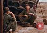 Image of 1st Air Cavalry Division South Vietnam Camp Evans, 1968, second 47 stock footage video 65675043123