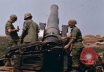 Image of 1st Air Cavalry Division South Vietnam Camp Evans, 1968, second 47 stock footage video 65675043124