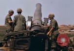 Image of 1st Air Cavalry Division South Vietnam Camp Evans, 1968, second 49 stock footage video 65675043124