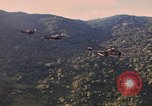 Image of HH-3E Jolly Green Helicopter Vietnam Da Nang, 1970, second 52 stock footage video 65675043126
