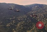 Image of HH-3E Jolly Green Helicopter Vietnam Da Nang, 1970, second 53 stock footage video 65675043126