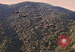 Image of HH-3E Jolly Green Helicopter Vietnam Da Nang, 1970, second 58 stock footage video 65675043126