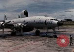 Image of EC-121 Aircraft Thailand Ubon Air Base, 1967, second 14 stock footage video 65675043148