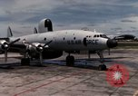 Image of EC-121 Aircraft Thailand Ubon Air Base, 1967, second 15 stock footage video 65675043148