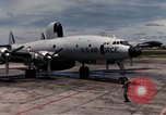 Image of EC-121 Aircraft Thailand Ubon Air Base, 1967, second 16 stock footage video 65675043148