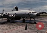 Image of EC-121 Aircraft Thailand Ubon Air Base, 1967, second 18 stock footage video 65675043148