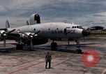 Image of EC-121 Aircraft Thailand Ubon Air Base, 1967, second 20 stock footage video 65675043148