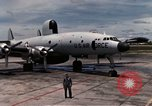 Image of EC-121 Aircraft Thailand Ubon Air Base, 1967, second 21 stock footage video 65675043148