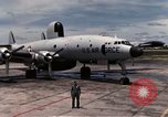 Image of EC-121 Aircraft Thailand Ubon Air Base, 1967, second 22 stock footage video 65675043148