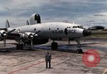 Image of EC-121 Aircraft Thailand Ubon Air Base, 1967, second 24 stock footage video 65675043148