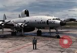 Image of EC-121 Aircraft Thailand Ubon Air Base, 1967, second 28 stock footage video 65675043148