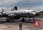 Image of EC-121 Aircraft Thailand Ubon Air Base, 1967, second 29 stock footage video 65675043148