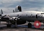 Image of EC-121 Aircraft Thailand Ubon Air Base, 1967, second 31 stock footage video 65675043148