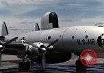 Image of EC-121 Aircraft Thailand Ubon Air Base, 1967, second 32 stock footage video 65675043148
