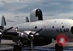 Image of EC-121 Aircraft Thailand Ubon Air Base, 1967, second 34 stock footage video 65675043148