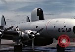 Image of EC-121 Aircraft Thailand Ubon Air Base, 1967, second 35 stock footage video 65675043148