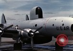 Image of EC-121 Aircraft Thailand Ubon Air Base, 1967, second 39 stock footage video 65675043148