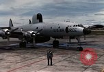 Image of EC-121 Aircraft Thailand Ubon Air Base, 1967, second 40 stock footage video 65675043148