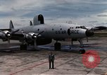 Image of EC-121 Aircraft Thailand Ubon Air Base, 1967, second 41 stock footage video 65675043148