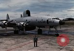 Image of EC-121 Aircraft Thailand Ubon Air Base, 1967, second 42 stock footage video 65675043148