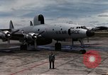 Image of EC-121 Aircraft Thailand Ubon Air Base, 1967, second 43 stock footage video 65675043148