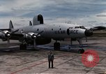 Image of EC-121 Aircraft Thailand Ubon Air Base, 1967, second 44 stock footage video 65675043148